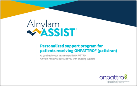 Alnylam Assist® Brochure for Patients thumbnail